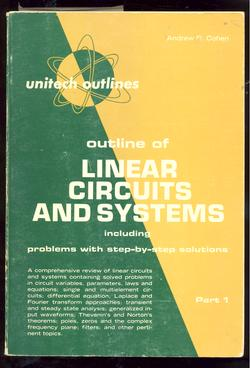 TK3226 C52 1968] Schaum's Theory and problems of transmission lines