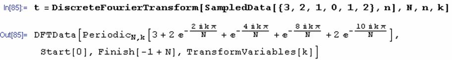 Mathematica for signal processing